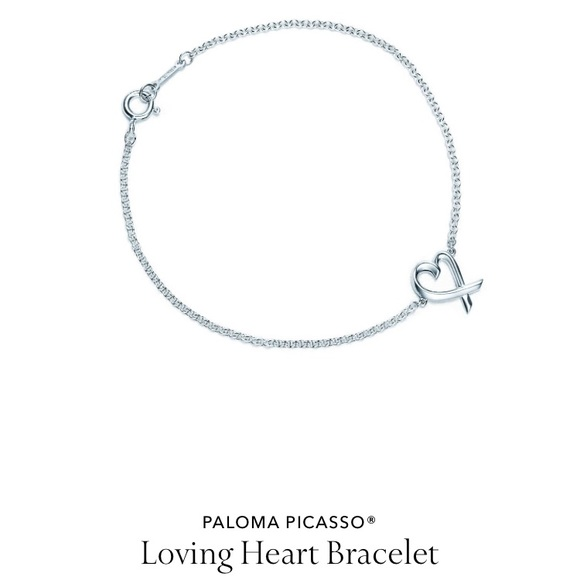 d635a31b4 Tiffany & Co. Jewelry | Tiffany Co Loving Heart Bracelet | Poshmark